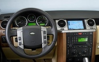 2009 Land Rover LR3, Interior View, manufacturer, interior