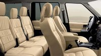 2009 Land Rover LR3, Interior View, interior, manufacturer