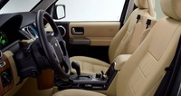 2009 Land Rover LR3, Interior View, interior, manufacturer