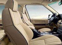 2009 Land Rover Range Rover, Interior View, interior, manufacturer