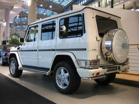 Picture of 2009 Mercedes-Benz G-Class