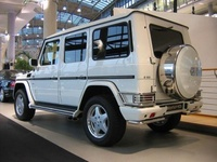 Picture of 2009 Mercedes-Benz G-Class, exterior