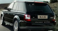 2009 Land Rover Range Rover Sport, Back Left Quarter View, exterior, manufacturer