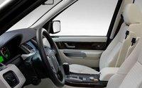 2009 Land Rover Range Rover Sport, Interior View, interior, manufacturer