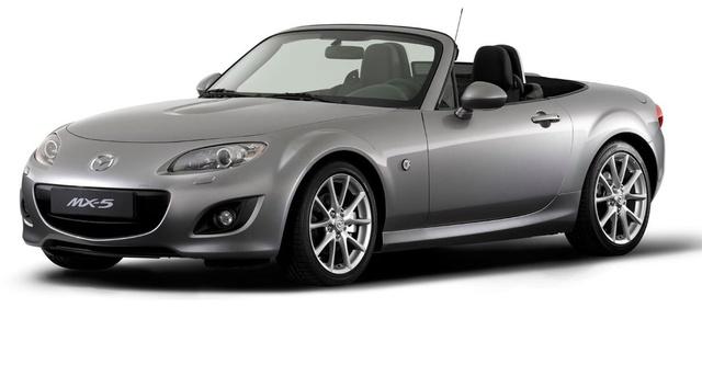 2009 Mazda Mx-5 Miata - Overview
