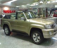 Picture of 2002 Nissan Patrol, exterior