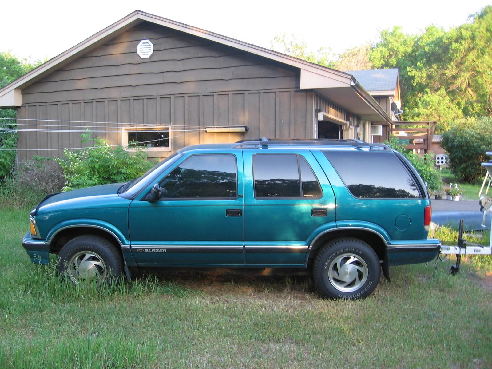1996 Chevrolet Blazer Overview Cargurus
