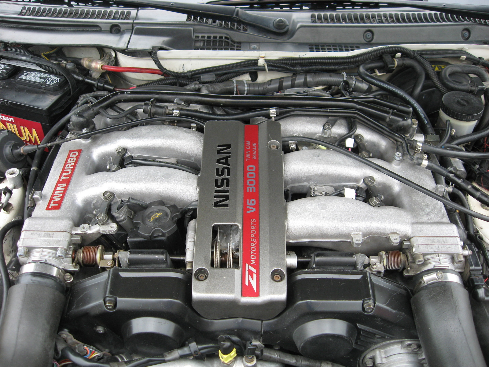 1991 Nissan 300zx - Other Pictures