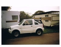 2001 Suzuki Jimny Picture Gallery