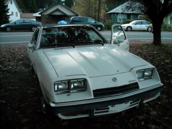 1976 Buick Skyhawk, This is my car when i got it for $500... and drove it 70 miles home :), exterior