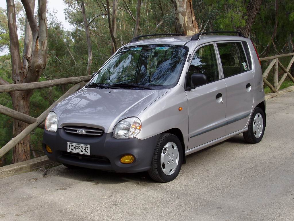 2008 hyundai atos overview cargurus. Black Bedroom Furniture Sets. Home Design Ideas