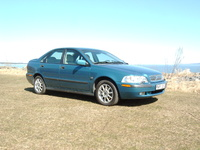 2001 Volvo S40 Picture Gallery