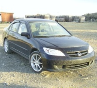 2005 Honda Civic Overview
