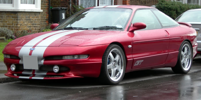 Ford Probe 1995. 1996 Ford Probe 2 Dr GT