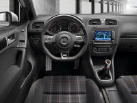 Picture of 2009 Volkswagen GTI 2.0T 4-Door FWD, interior, gallery_worthy