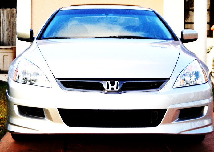 2007 Honda Accord Coupe EX-L V6 picture, exterior