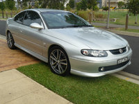 2001 Holden Monaro Overview