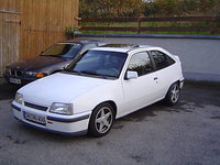 1987 Opel Kadett Overview