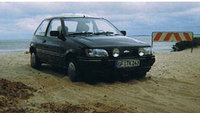 1989 Ford Fiesta, complte Fiesta 1.4 S (GFJ) of the Year 1989, exterior