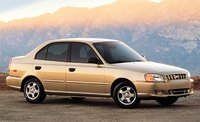 Picture of 2001 Hyundai Accent, exterior
