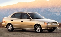 Picture of 2001 Hyundai Accent, exterior