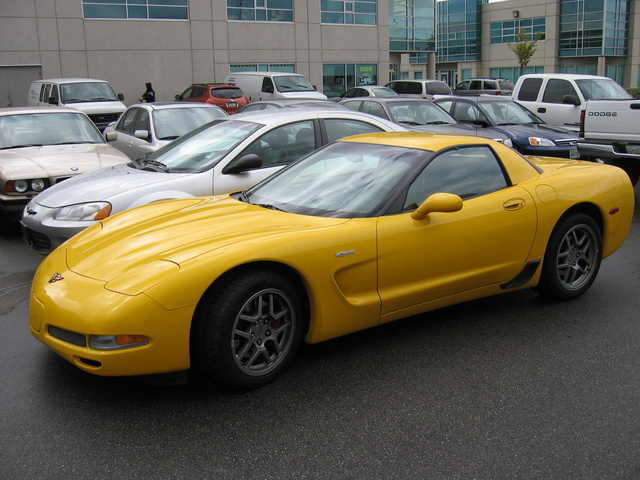 Picture of 2002 Chevrolet Corvette Z06 Hardtop Coupe RWD, exterior, gallery_worthy