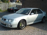 Picture of 2002 MG ZT, exterior