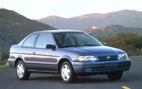 Picture of 1998 Toyota Tercel 2 Dr CE Coupe, exterior