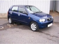 Picture of 2003 Suzuki Alto, exterior, gallery_worthy