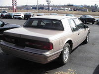 Picture of 1991 Mercury Cougar 2 Dr LS Coupe, exterior