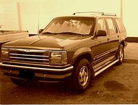 1993 Ford Explorer Overview