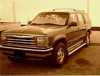 1993 Ford Explorer picture, exterior