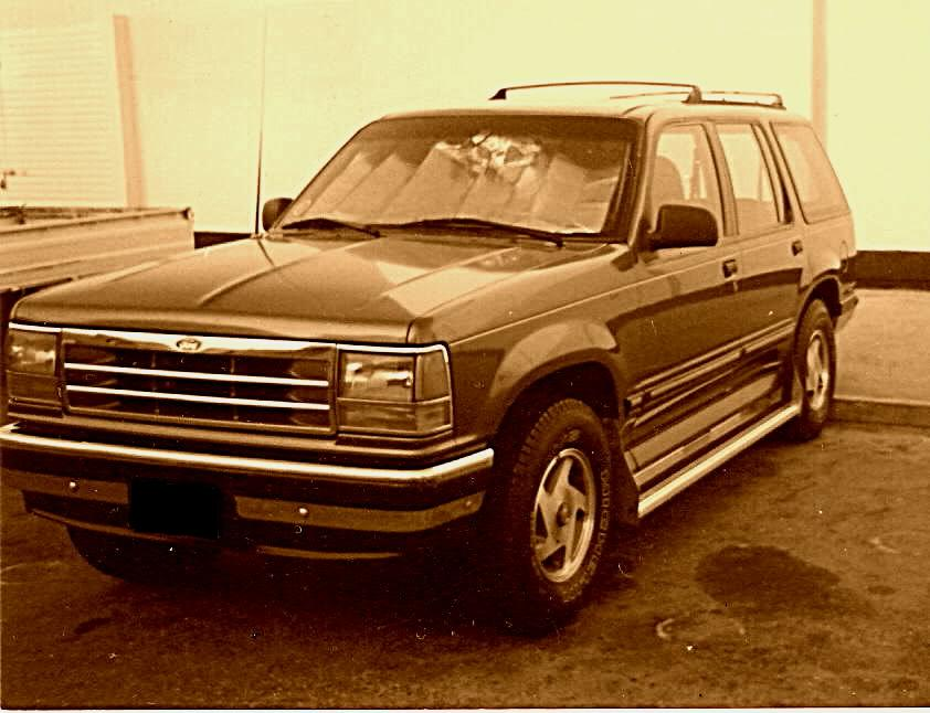 1993 Ford Explorer picture