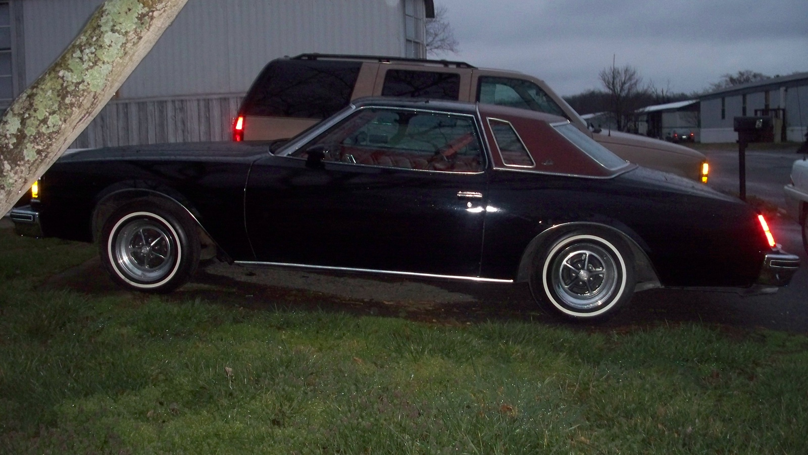 1976 Buick Regal 2-Door Coupe, MY CAR , exterior