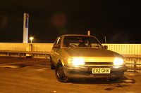 Picture of 1988 Ford Fiesta, exterior