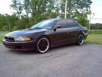 Picture of 2001 Mitsubishi Galant GTZ, exterior
