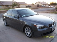 2007 BMW 5 Series 550i, Picture of 2007 BMW 550i, exterior