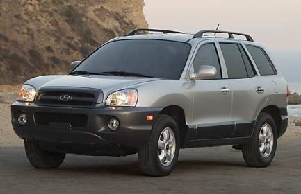 Picture of 2005 Hyundai Santa Fe GLS 3.5L, exterior, gallery_worthy