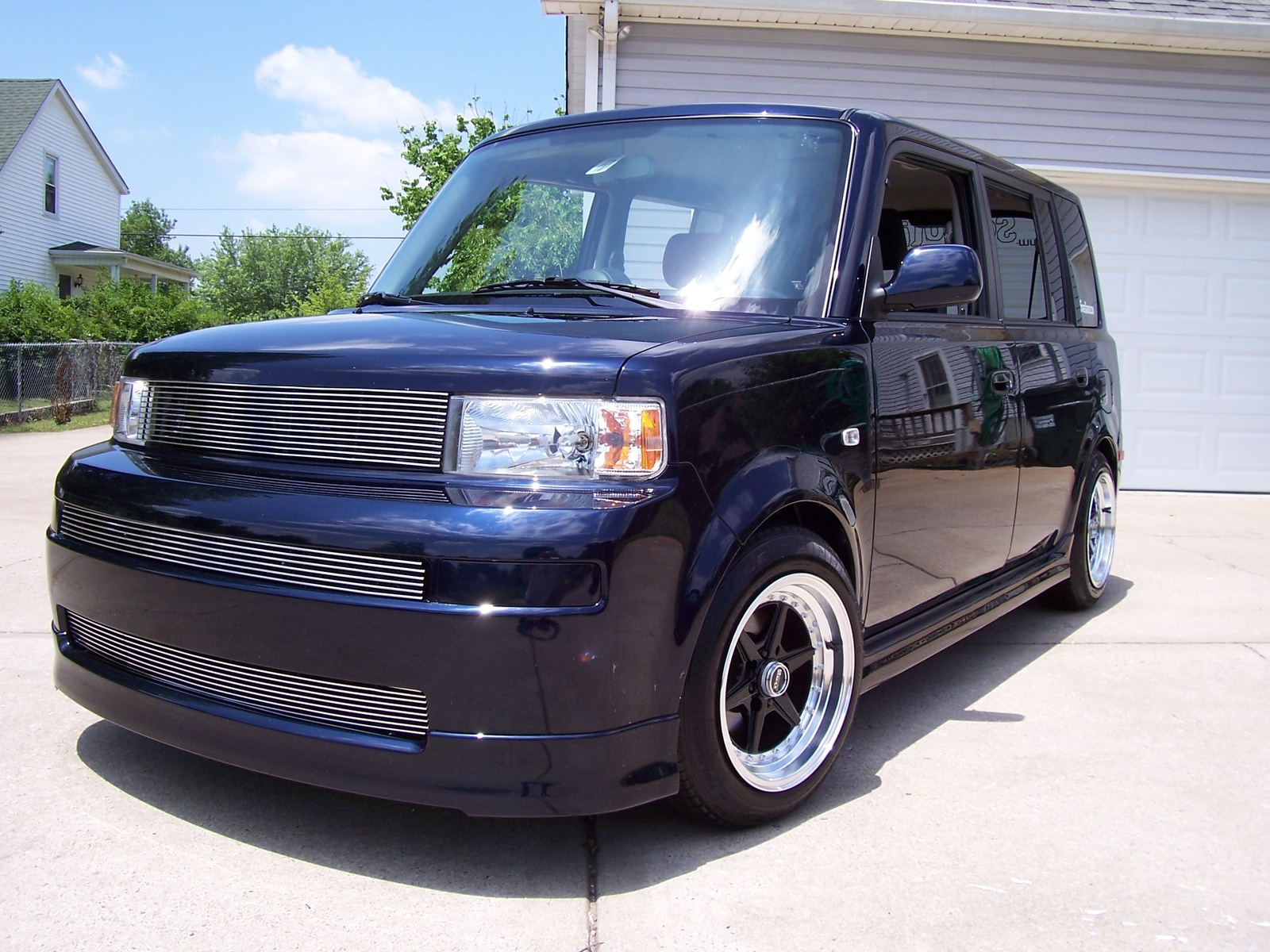 2006 scion xb autos post. Black Bedroom Furniture Sets. Home Design Ideas
