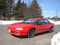 1994 Dodge Intrepid, 1995 Chrysler Intrepid picture, exterior