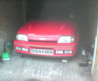 Picture of 1990 Ford Fiesta, exterior
