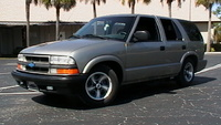 Picture of 2000 Chevrolet Blazer 4 Dr LT SUV, exterior