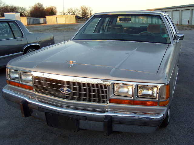 Picture of 1989 Ford LTD Crown Victoria, exterior, gallery_worthy