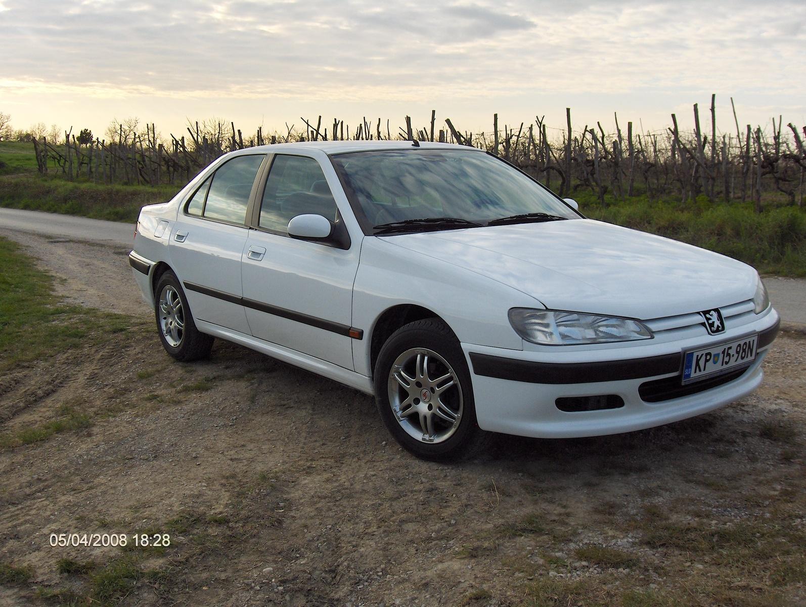 1998 Peugeot 406 Pictures Cargurus