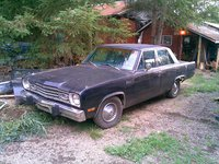 1973 Plymouth Valiant ,california car, exterior