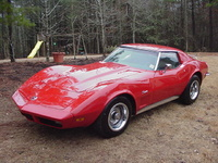 Picture of 1973 Chevrolet Corvette Coupe, exterior