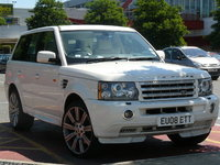 Picture of 2008 Land Rover Range Rover Sport HSE, exterior