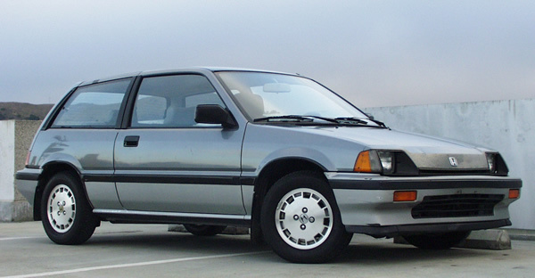 Picture of 1985 Honda Civic S Hatchback, exterior, gallery_worthy