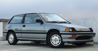 Picture of 1985 Honda Civic S Hatchback, exterior