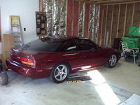 Picture of 1991 Nissan 240SX 2 Dr STD Hatchback, exterior, gallery_worthy